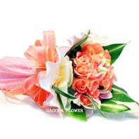 분홍꽃사랑(25송이)